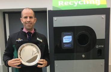 Reverse Vending Award Morrisons Wood Green