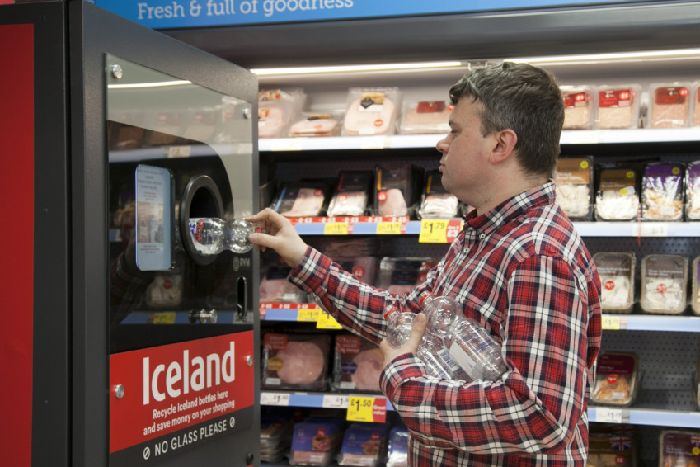 On the 6th of June 2018 Musselburgh's Iceland store became the first supermarket in Scotland to introduce a reverse vending machine (RVM) in a bid to end plastic pollution.