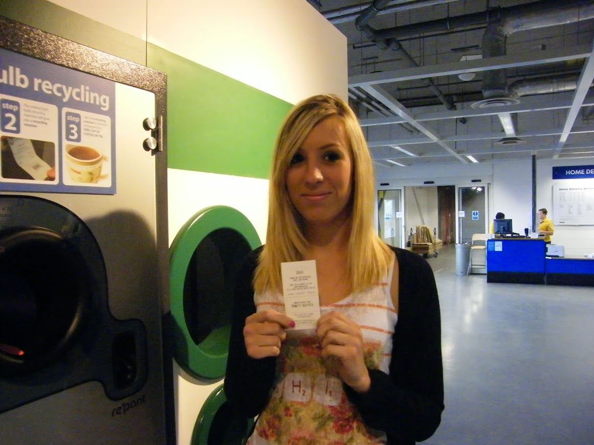 Reward Recycling with Reverse Vending