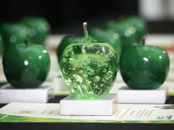 Scottish Green Apple Award for Reverse Vending at IKEA Edinburgh