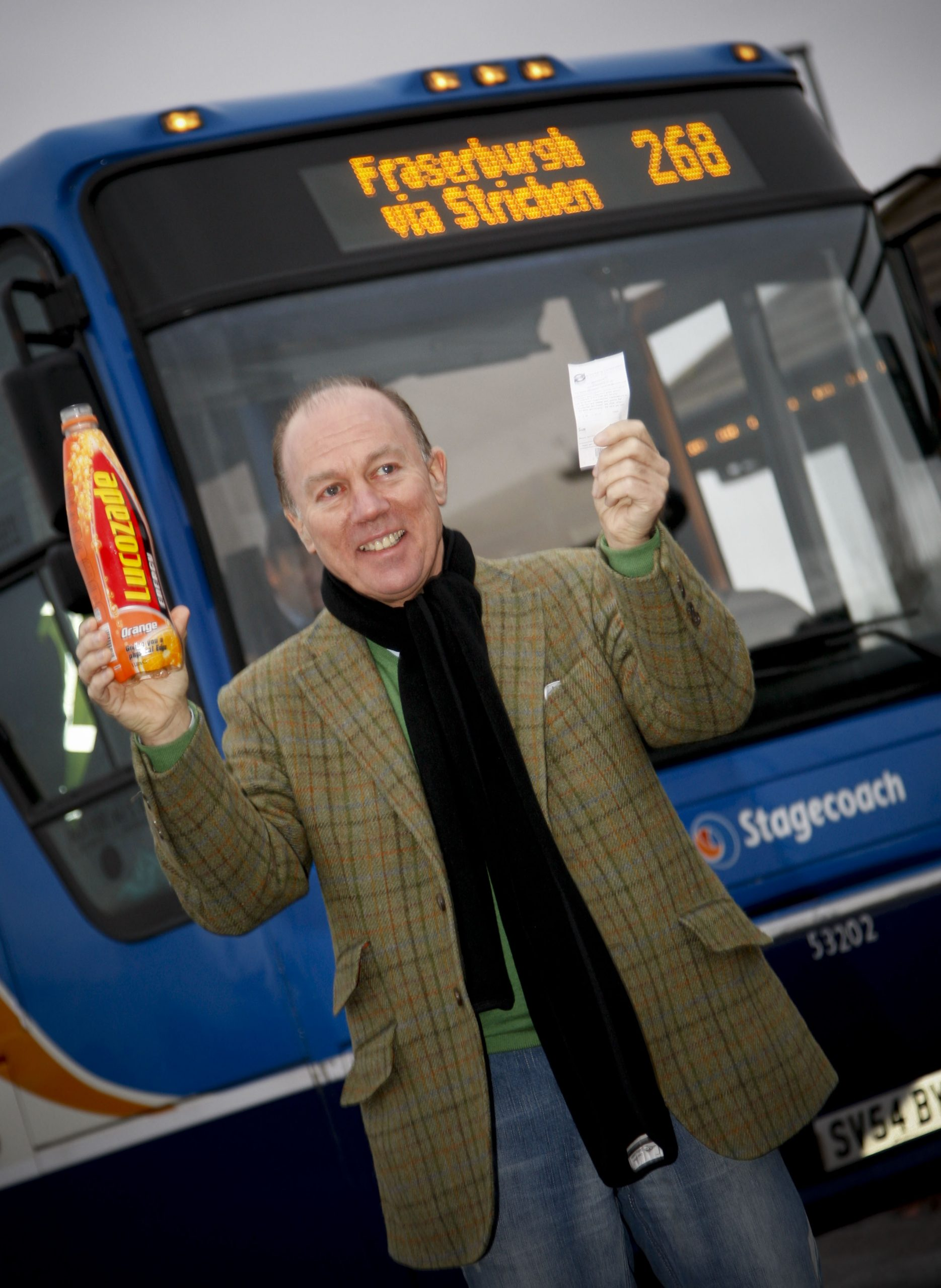 THE LAUNCH OF SCOTLANDS' FIRST REVERSE VENDING MACHINE