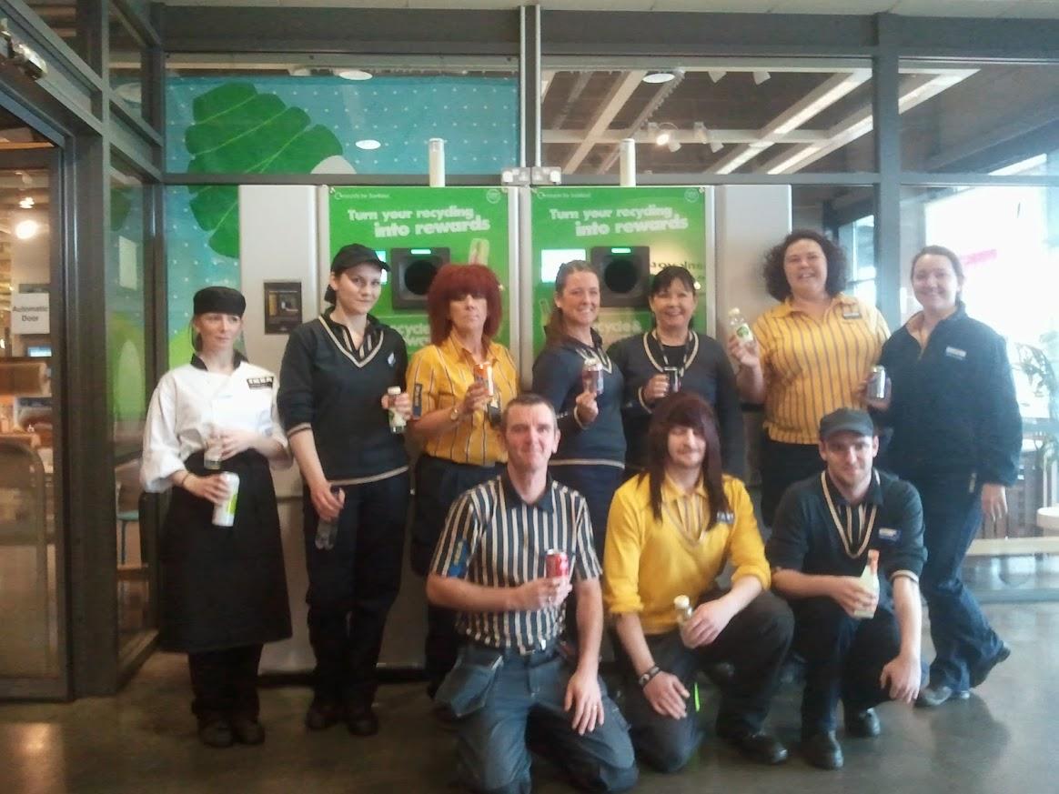 Glasgow IKEA Team