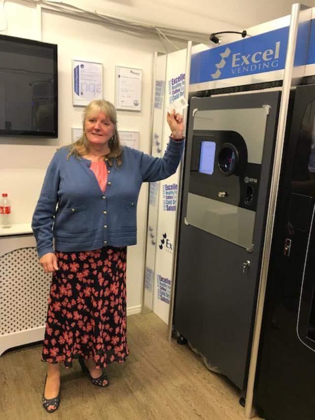 Gail from the NFRN Deposit Return Committee
