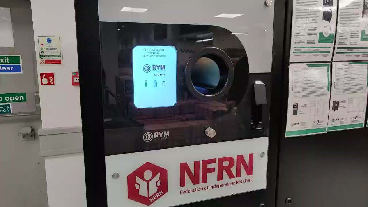NFRN with Rvm Systems