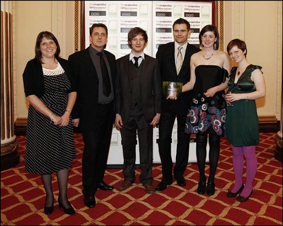 Sound Impact Awards Ceremony London for Reverse Vending